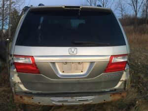 Honda Odyssey 2006 for parts only