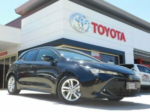 2018 Toyota Corolla Mzea12R SX Black Continuous Variable Hatchback Greenway Tuggeranong Preview
