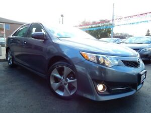 2012 Toyota Camry SE   NAVIGATION   P.SUNROOF   NO ACCIDENTS