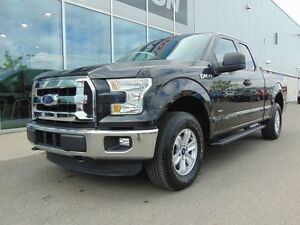 2015 Ford F-150 XLT SUPERCAB 4WD XLT SUPERCAB 4WD LOW KM