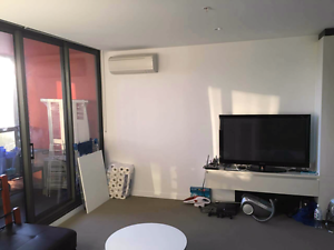 Own room available in two bedrooms apartment. Melbourne CBD Melbourne City Preview