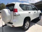 2010 TOYOTA LANDCRUISER PRADO GX MY11 7 SEATER TURBO DIESEL AUTOMATIC Campbelltown Campbelltown Area Preview