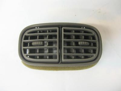 "CHEVROLET TRAILBLAZER ENVOY CENTER CONSOLE REAR AIR VENT ""GRAY""  2002 - 2009 OEM"