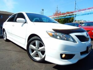2010 Toyota Camry SE | AUTO | SKIRT PKG | ACCIDENT FREE