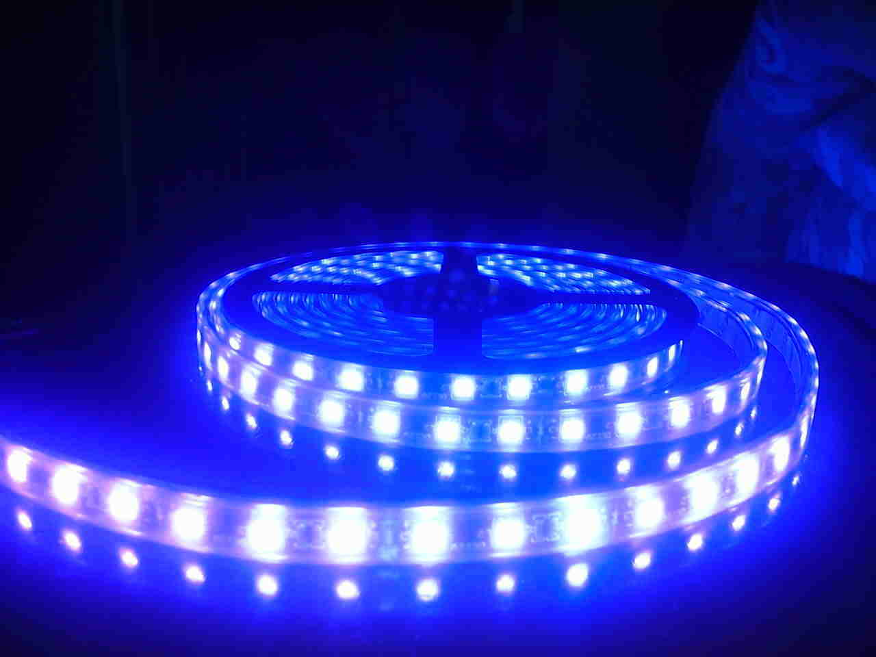 ultraviolet led strip uv black light night fishing boat