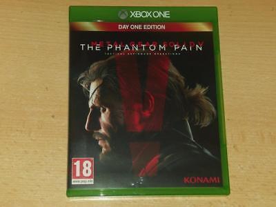 Usado, Metal Gear Solid V The Phantom Pain Xbox One **FREE UK POSTAGE** segunda mano  Embacar hacia Spain