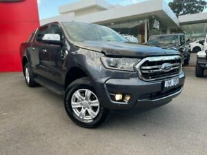 2020 Ford Ranger PX MkIII 2020.25MY XLT Meteor Grey 10 Speed Sports Automatic Double Cab Pick Up Traralgon Latrobe Valley Preview