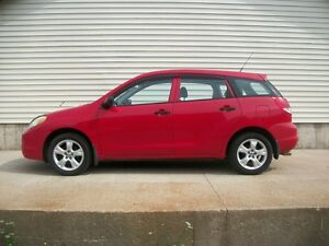 2004 Toyota Matrix NICE WORKING HATCHBACK