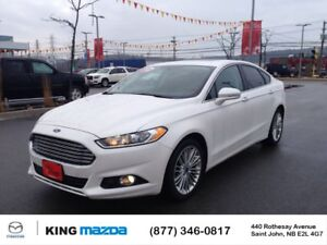 2014 Ford Fusion SE- $136 B/W SE..REMOTE START..HEATED LEATHER S