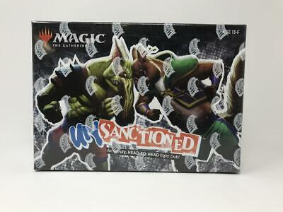2020 Magic the Gathering MTG Unsanctioned Box Set New Factory Sealed (inv:A39)