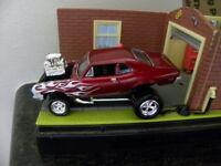 1970 CHEVY NOVA SS    2019 JOHNNY LIGHTNING ZINGERS 1:64 DIE-CAST TWO CAR LOT