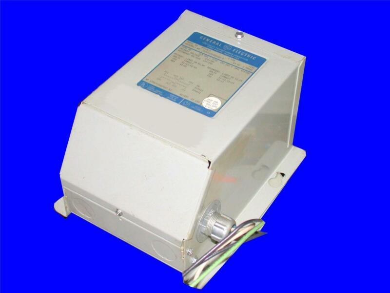 GE GENERAL ELECTRIC 1 KVA TRANSFORMER MODEL # 9T51B10
