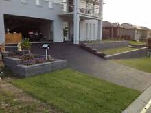 Retaining wall contractors Lake Macquarie Area Preview