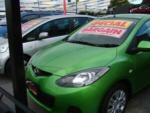 FROM ONLY $45 P/WEEK ON FINANCE* 2009 MAZDA MAZDA2 NEO HATCHBACK Coburg North Moreland Area Preview