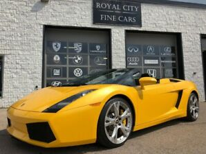 2008 Lamborghini Gallardo No Accidents Custom Exhaust Great Condition