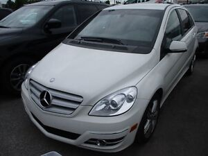 2011 Mercedes-Benz B-Class B 200 Turbo