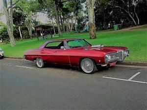1968 Pontiac Parisienne pillarless Urangan Fraser Coast Preview