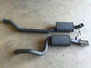 """3 """" fg xr6 turbo exhaust, also to suit fg xr8 Singleton Singleton Area Preview"""