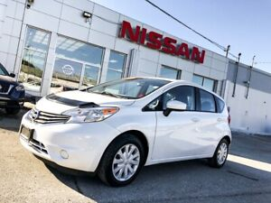 2015 Nissan Versa Note SV A small car with great handling!