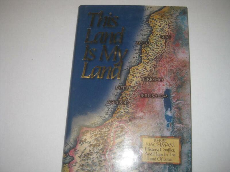 Rebbe Nachman: This Land Is My Land REBBE NACHMAN History, Conflict and Hope in