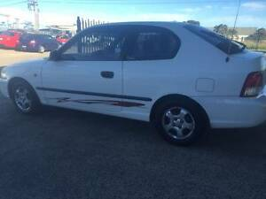 2001 Hyundai Accent 3 door hatch - Finance or (*Rent-To-Own *$31p North Geelong Geelong City Preview