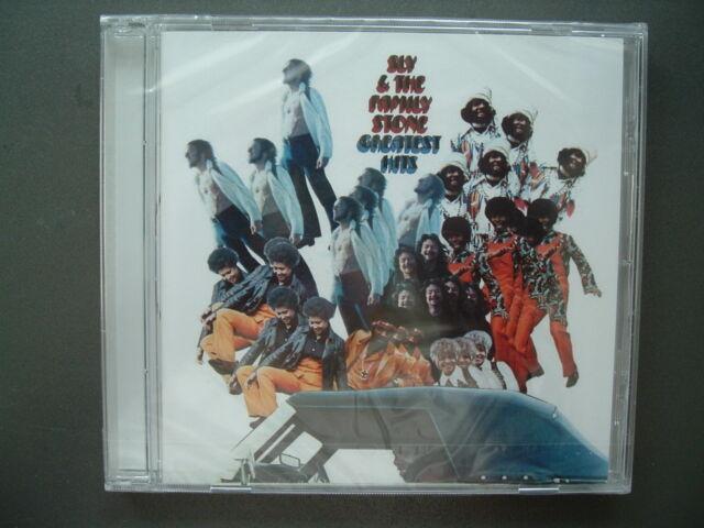 Sly & The Family Stone - Greatest Hits, Neu OVP, CD