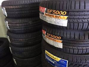 15 Inch Tyres - Lowest Price Guarantee (From $50) Melrose Park Mitcham Area Preview