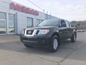 2017 Nissan Frontier SV AWD Mid-Size Pickup at a compact price!