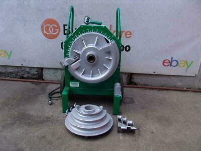 Greenlee 555 12-2 Inch Pipe Bender Rigid Emt Or Imc. Comes With Rigid Shoes 61