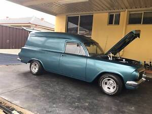 1963 Holden EH Panel Van Emu Plains Penrith Area Preview
