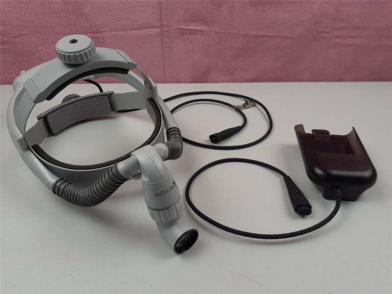 Integra LED Headlight System REF: 90500 90521 Missing Battery and Charger