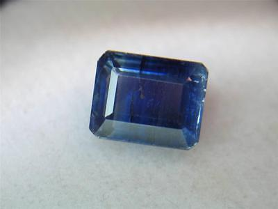 14.67CT HUGE STUNNING NATURAL UNTREATED BI-COLOR WHITE & BLUE NEPALESE KYANITE
