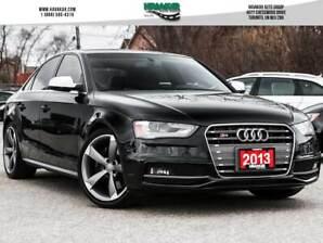 2013 Audi S4 3.0T Premium (S tronic)