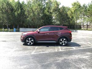 2017 Hyundai TUCSON ECO 1.6T AWD