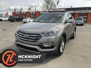 2017 Hyundai Santa Fe Sport 2.4 SE / Leather / Sunroof / Back Up