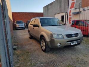 2005 Ford Territory SX Auto Wagon Drive Away with Warranty! Oakleigh Monash Area Preview