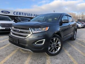 2015 Ford Edge Titanium AWD|NAVIGATION|PANORAMIC ROOF|LEATHER