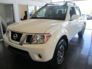 2017 Nissan Frontier PRO-4X+ TOIT + CUIR + NAV + MAGS PRO-4X+ TO