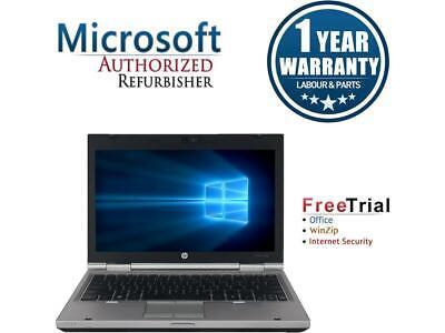 "HP 2560p 12.5"" Laptop Intel Core i7 2nd Gen 2620M (2.70 GHz) 500 GB HDD 4 GB Mem"