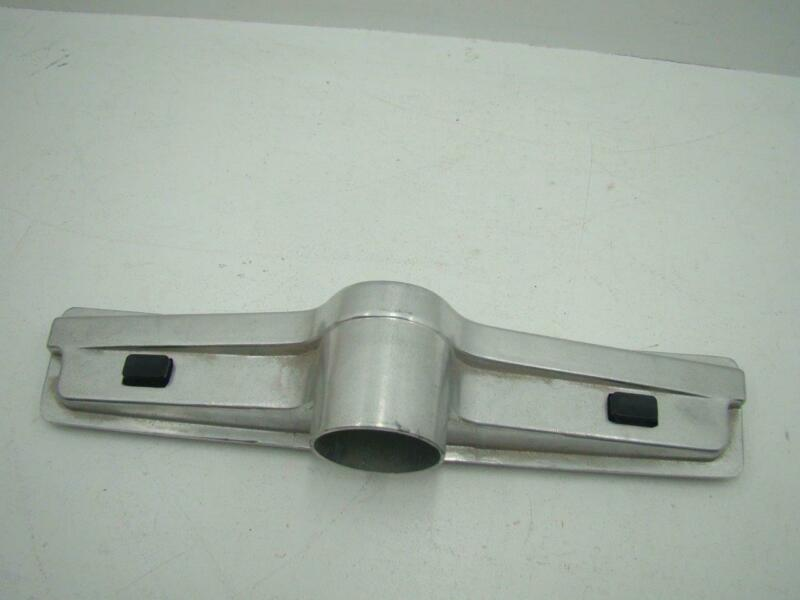 Wand sweeper head aluminum    2 inch wand  Hole 14 inches long 2 1/2 inches wide