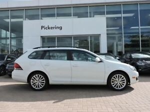 2014 Volkswagen Golf Wagon Wolfsburg TDI 0% Finance - Navigation