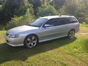 2003 Holden Commodore VY Executive Wagon Byron Bay Byron Area Preview