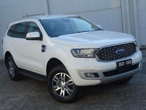 2021 Ford Everest UA II 2021.25MY Trend White 10 Speed Sports Automatic SUV Bundoora Banyule Area Preview