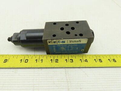 Vickers Dgmx2-3-ppl-cw-s-40 Hydraulic Pressure Reducing Valve Sandwich Module
