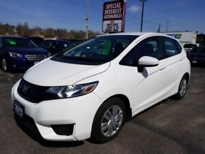 2015 Honda Fit LX ONE OWNER !!  LOCAL VEHICLE !! REAR CAMERA