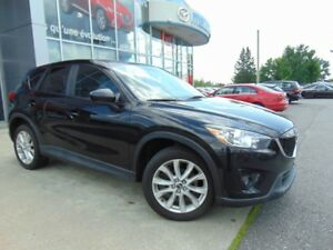 2014 Mazda CX-5 GT AWD TOIT OUVRANT CUIR AUDIO BOSE CLIMATISEUR