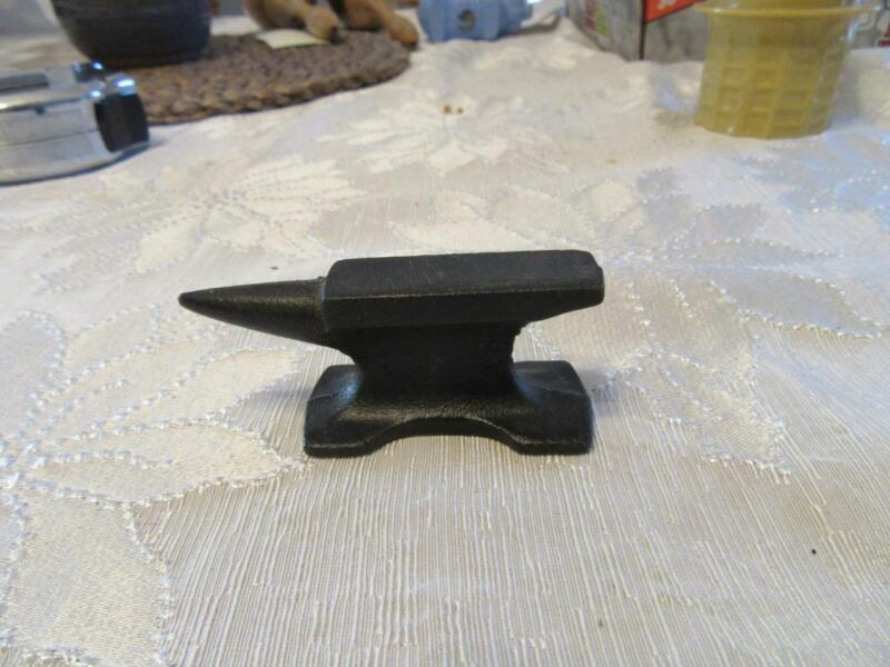 VINTAGE JEWLERS 3 inch ANVIL
