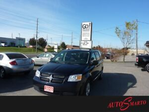 2010 Dodge Grand Caravan SE,STOW & GO-LOW MILEAGE,BACK-UP CAMERA