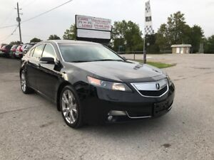 2013 Acura TL ELITE PKG SH-AWD *Mangers Special* Inquire Today!!
