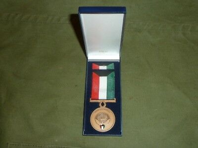 AMERICAN LIBERATION OF KUWAIT MEDAL 1991
